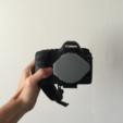 Free 3D file Flip Lens Cap, CWandT