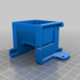 Download free STL file Creality hotend cooling and replaceable duct • 3D printable template, Theshort