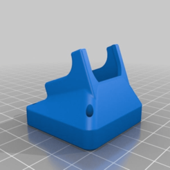 Download free STL file Fan Shroud • 3D printable object, Theshort