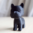 Boston Terrier Free STL 3D Printing 3D model Fichier 3D1.png Download free STL file Boston terrier • 3D printer design, bs3