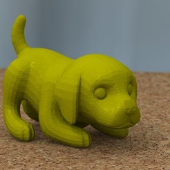 Download free 3D print files baby beagle [FREE], bs3