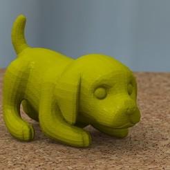 Descargar archivos 3D gratis bebé beagle[GRATIS], bs3