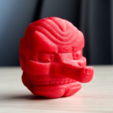 Capture d'écran 2017-04-24 à 18.03.47.png Download free STL file Tengu mask • 3D print object, bs3