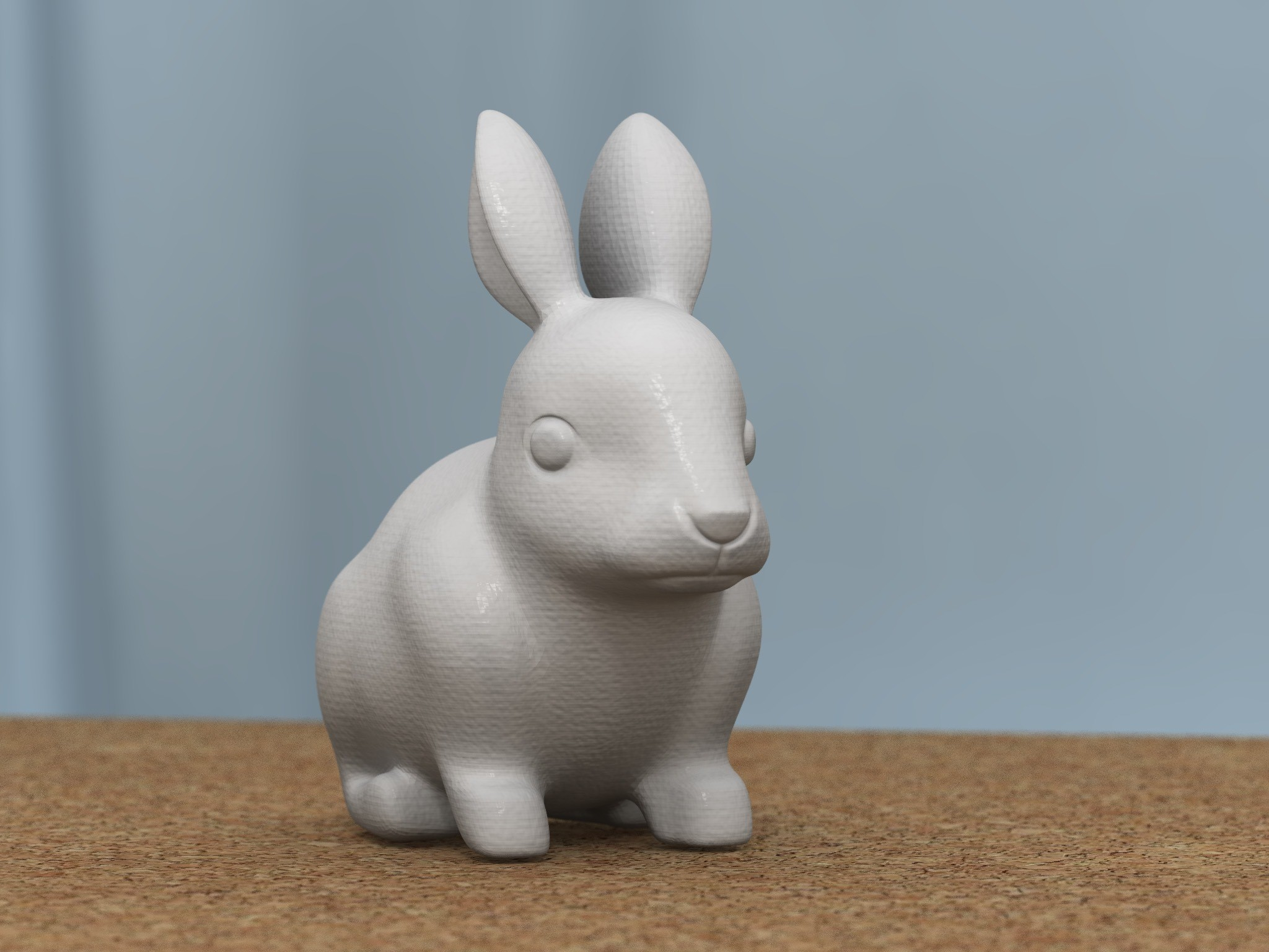 rabbit_02.jpg Download STL file rabbit • 3D printable design, bs3