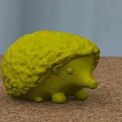 Download free STL files hedgehog [FREE], bs3