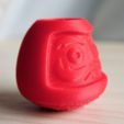 Download free STL file daruma doll • 3D printable template, bs3