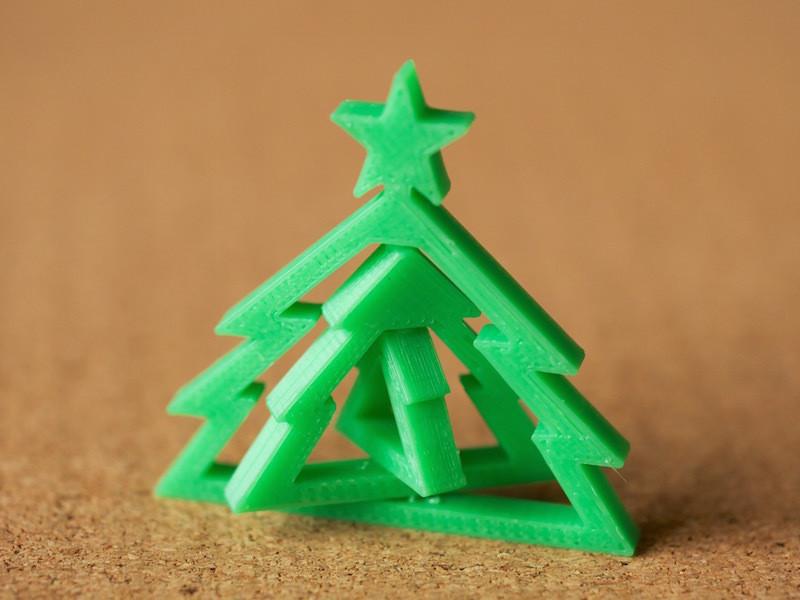 tree02.jpg Download free STL file Christmas tree • 3D printer design, bs3