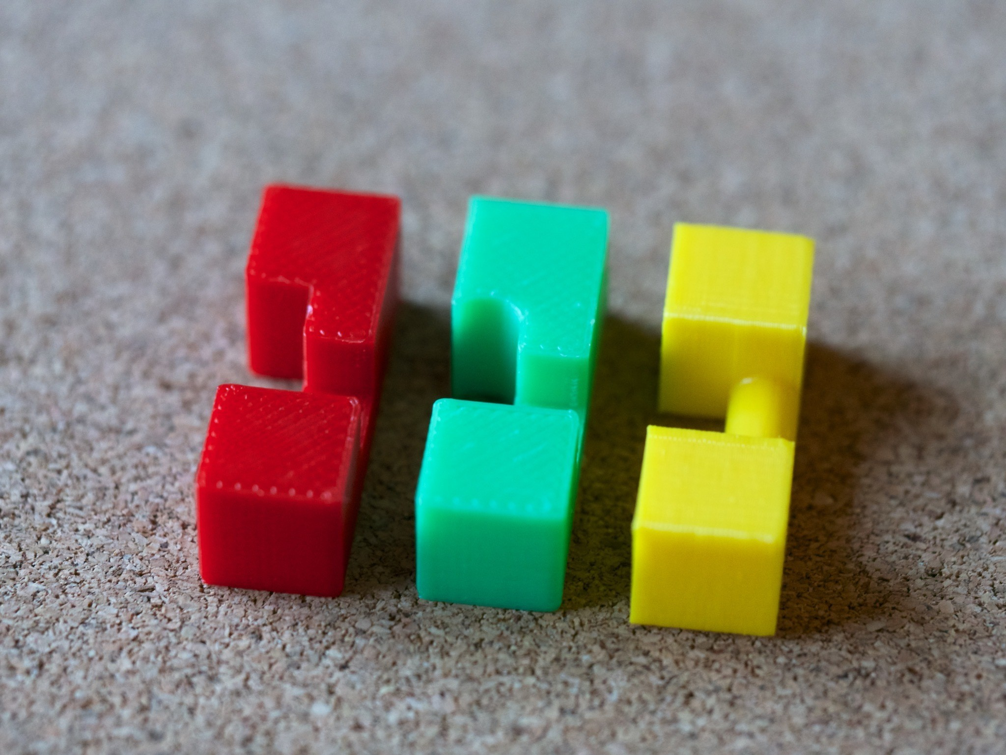 3pzlR_03.jpg Download free STL file 3 piece puzzle (R) • 3D print template, bs3