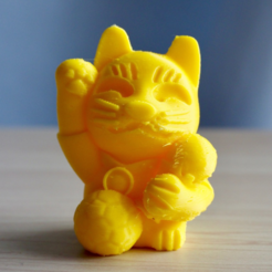Free 3d printer designs soccer cat, bs3