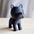 Boston Terrier Free STL 3D Printing 3D model Fichier 3D2.png Download free STL file Boston terrier • 3D printer design, bs3