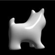 b521b5945874e6aa7bea3b8ca8d19174_preview_featured.jpg Download free STL file dog • Template to 3D print, bs3