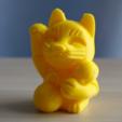 Free 3d printer designs soccer cat, bs3