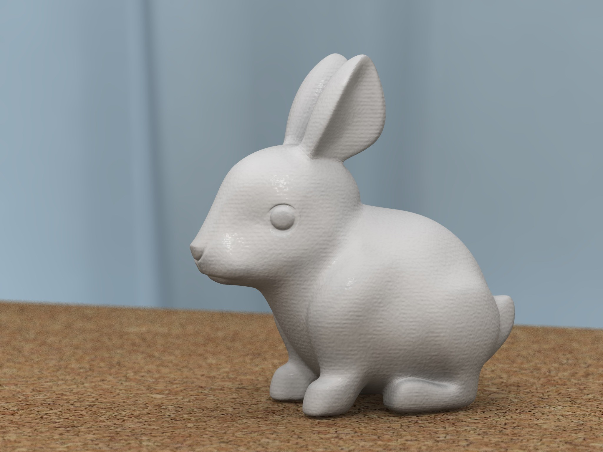 rabbit_01.jpg Download STL file rabbit • 3D printable design, bs3