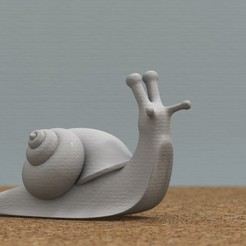 Download STL files snail, bs3