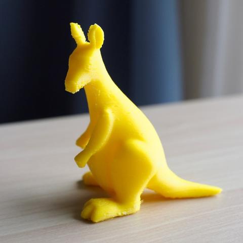 Capture d'écran 2016-12-28 à 09.40.29.png Download free STL file kangaroo • 3D print template, bs3