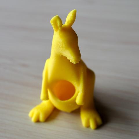 Capture d'écran 2016-12-28 à 09.40.52.png Download free STL file kangaroo • 3D print template, bs3