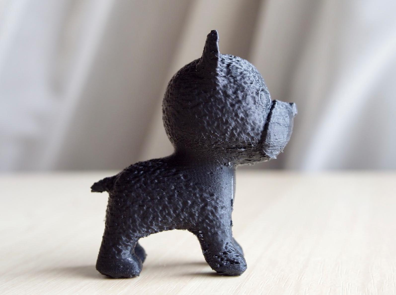 Boston Terrier Free STL 3D Printing 3D model Fichier 3D3.png Download free STL file Boston terrier • 3D printer design, bs3