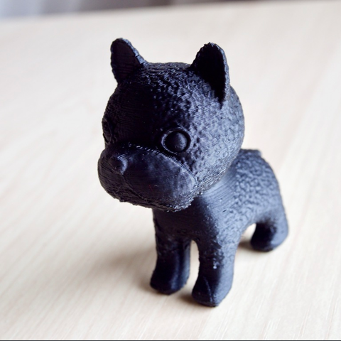 Boston Terrier Free STL 3D Printing 3D model Fichier 3D4.png Download free STL file Boston terrier • 3D printer design, bs3