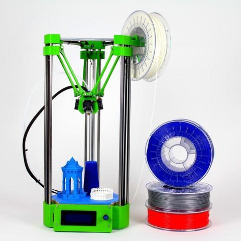 Download free STL file Sculptr Delta • 3D printer template, Sculptr