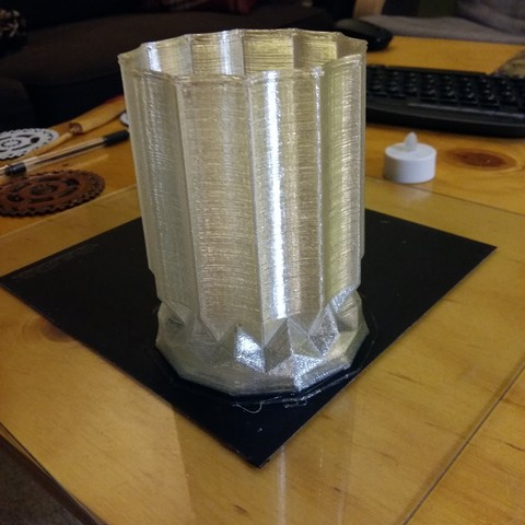 3D print model Art Deco Cups, Breezor