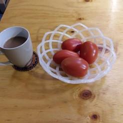 3D print model Easy Print Fruit Bowl, Breezor
