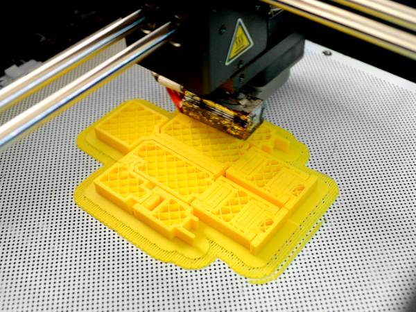 robotyellow.png Download free STL file Action Robot • 3D printer object, leFabShop