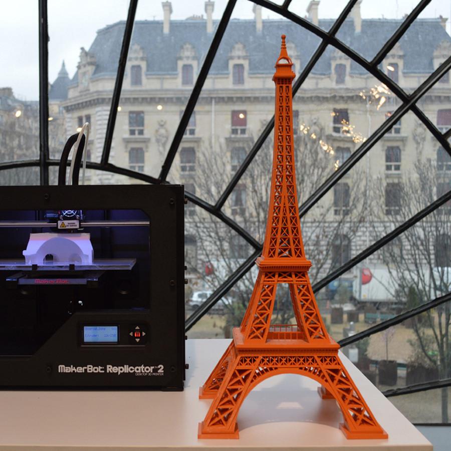 4.jpg Télécharger fichier STL gratuit Tour Eiffel de 615 mm  • Design pour impression 3D, leFabShop