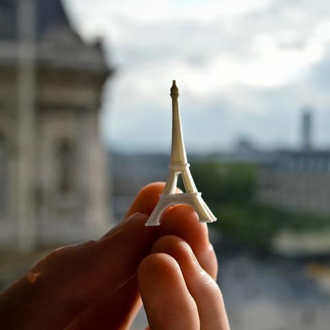 1.jpg Télécharger fichier STL gratuit Bâtiments célèbres de paris • Design pour imprimante 3D, leFabShop