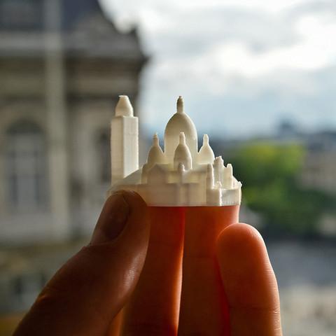 2.jpg Télécharger fichier STL gratuit Bâtiments célèbres de paris • Design pour imprimante 3D, leFabShop