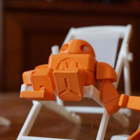 Maker_Faire_Paris_Cults_Robot_leFabShop_2.jpg Download free STL file Maker Faire Robot Action Figure (Single file) • 3D printer object, leFabShop