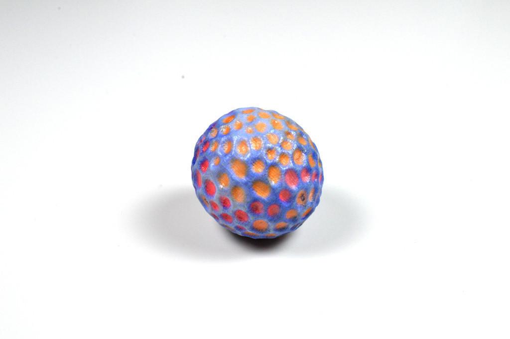 1.jpg Télécharger fichier OBJ gratuit A colourful ball designed with 123D Sculpt • Plan à imprimer en 3D, leFabShop