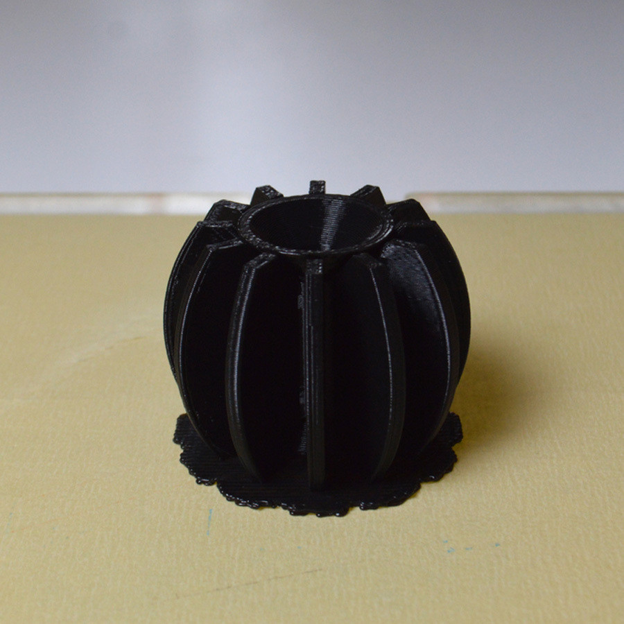 1.jpg Download free STL file Miniature spining turbine • 3D printing design, leFabShop