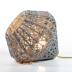 Download free STL M&O Paris Lamp, leFabShop