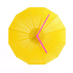 horloge-miami.jpg Download free STL file M&O Miami Clock • 3D printable model, leFabShop