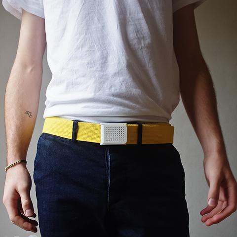 Free stl Strap belt, leFabShop
