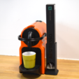Download free 3D printer designs Coffee capsules dispenser, leFabShop