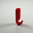 Download free STL file Magnetic memo clip • 3D printer design, leFabShop