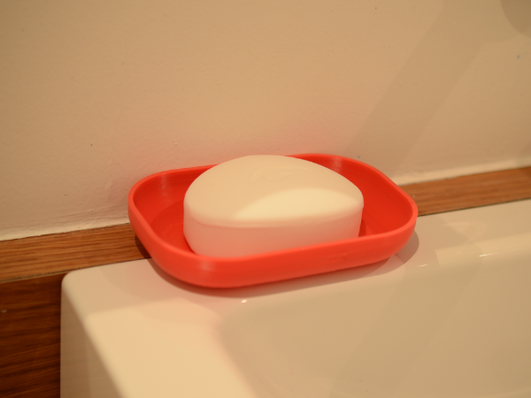 DSC_0261.png Download free STL file Soap dish • Object to 3D print, leFabShop