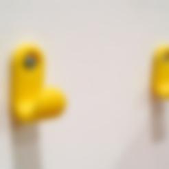 Free STL files Simple hook, leFabShop