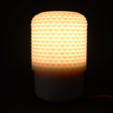 Download free 3D printing files Tile Lamp, leFabShop