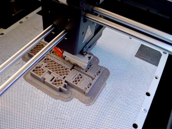 robotwarmgrey.png Download free STL file Action Robot • 3D printer object, leFabShop