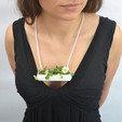 Download free STL file Y'a du monde au balcon! Living necklace • Template to 3D print, leFabShop