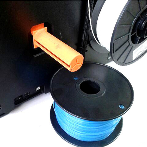 Télécharger STL gratuit LFS generic spool holder for MakerBot Replicator, leFabShop