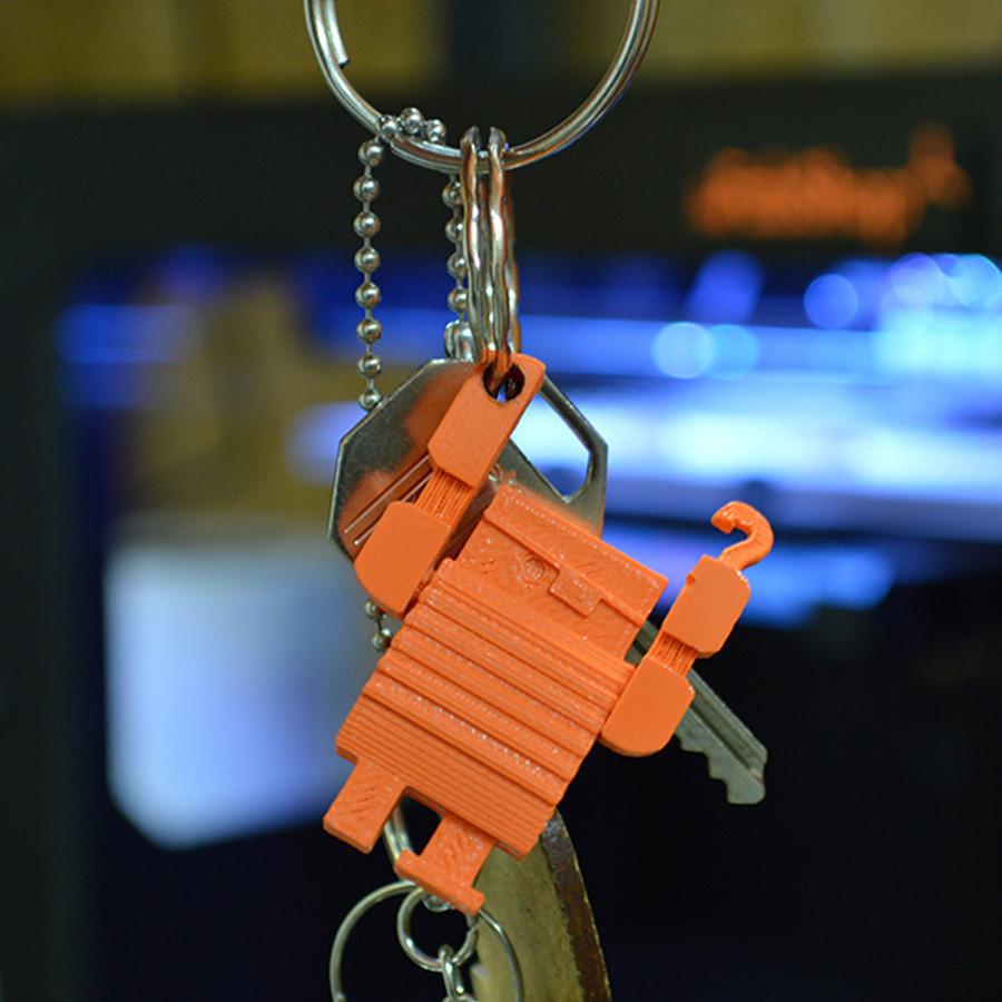 4.jpg Download free STL file Ronan, MakerFaire Saint Malo's Mascot • 3D printable object, leFabShop