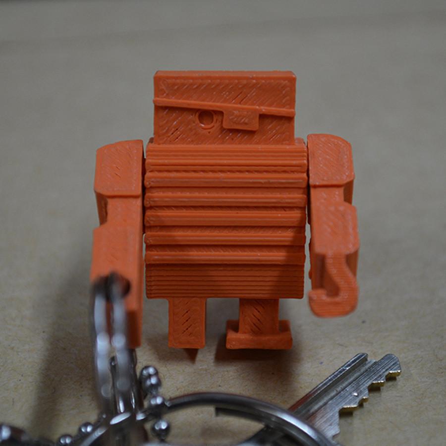 1.jpg Télécharger fichier STL gratuit Ronan, la mascotte de la MakerFaire Saint Malo • Objet pour impression 3D, leFabShop