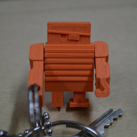 1.jpg Download free STL file Ronan, MakerFaire Saint Malo's Mascot • 3D printable object, leFabShop