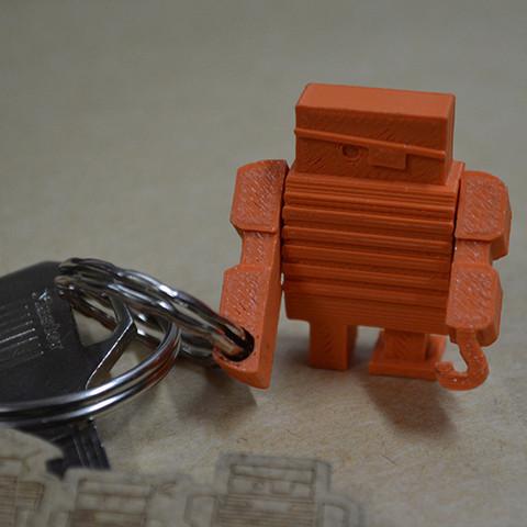 2.jpg Download free STL file Ronan, MakerFaire Saint Malo's Mascot • 3D printable object, leFabShop