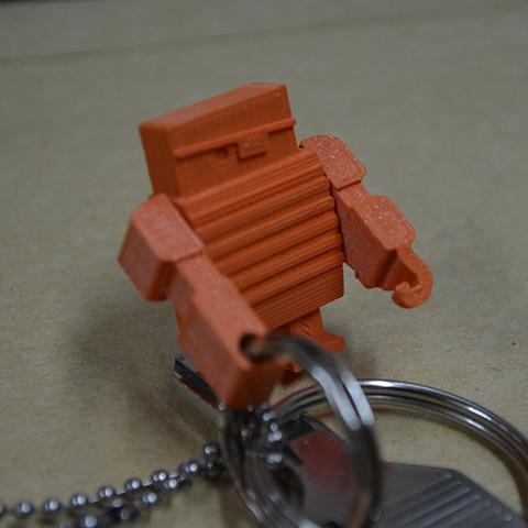 3.jpg Download free STL file Ronan, MakerFaire Saint Malo's Mascot • 3D printable object, leFabShop