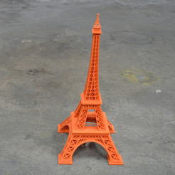 3.jpg Download free STL file 615 mm Eiffel Tower • 3D printer design, leFabShop