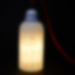 "LFS-WYMM-LAMP.stl Download free STL file Secret message lamp ""WOULD YOU MARRY ME"" • 3D printable model, leFabShop"